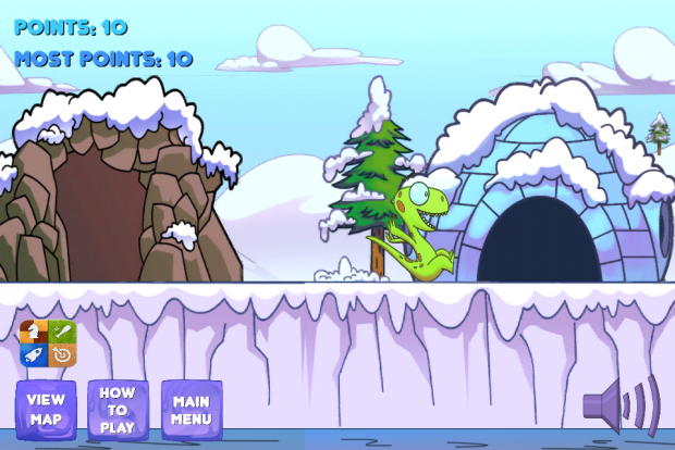 SnowSlide Screenshots