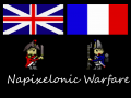 Napixelonic Warfare: Europe in Flames