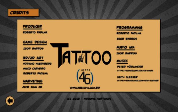 Tattoo - In Game Scene