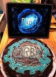 Orbit Cake