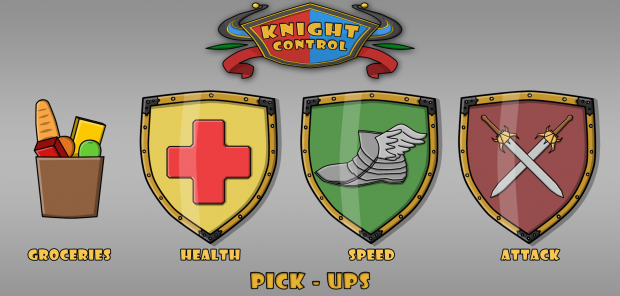 Knight Control Pickups Revealed