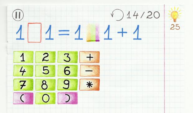 Math Is Fun Screenshoots