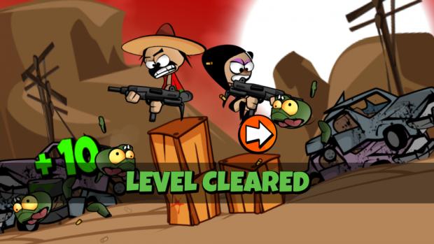 Screenshots - Zombies Can't Jump