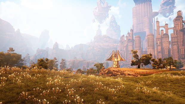 Calm Lands 1