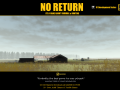 NO RETURN Open World Survival & Hunting Simulator