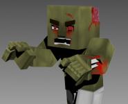 New zombie model (Pose)