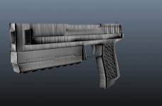SSK Model with Normal Maps