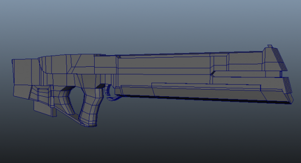 Work In Progress - SA-18 Assault Rifle