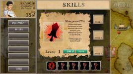 Skills Page