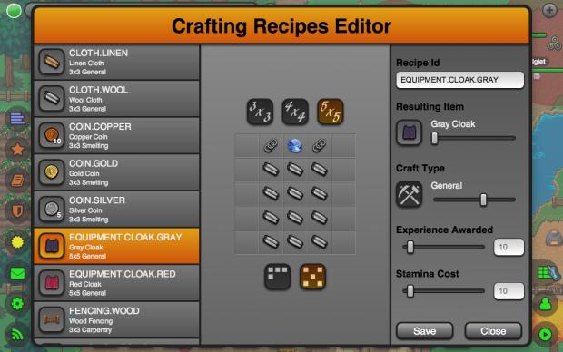 Recipe for Gray Cloak