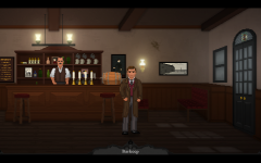 Pub in-game