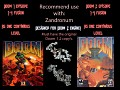 Doom 1 as 1 level, Doom 2 as 1 level