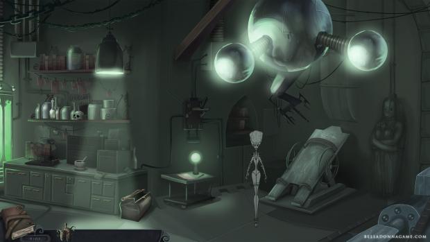 Alpha Screenshot 01