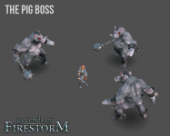 Making of the Pig Boss