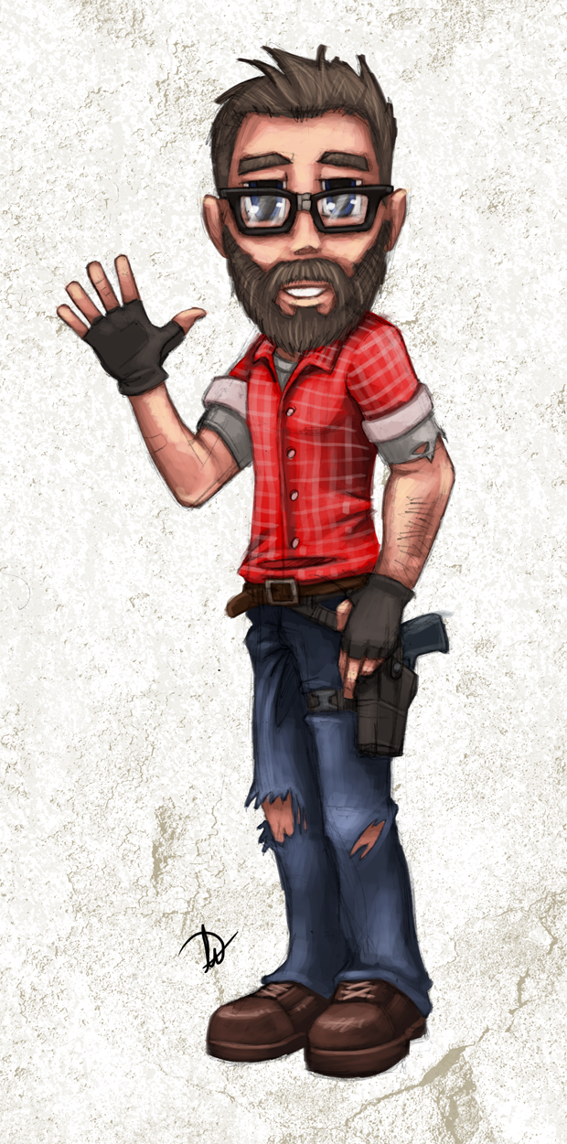Male Survivor Concept
