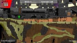 Lost Sands Interior - Wave 1 Waves Mode