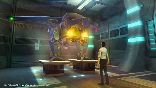 Bot Colony: Hunter Bot