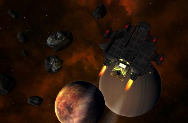 StellarBrink's New Game Engine - Starship Design 3
