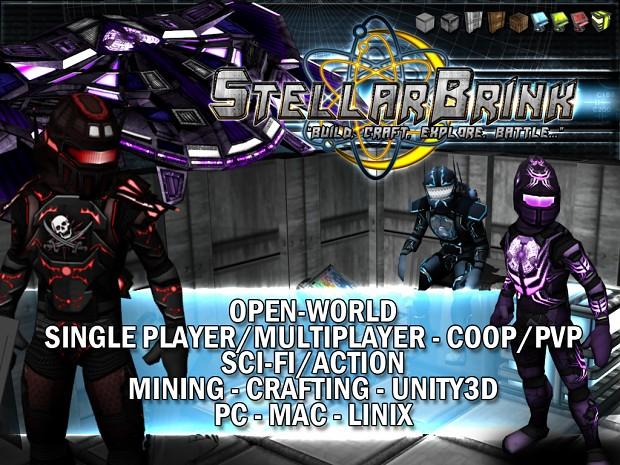 StellarBrink - Open-World, Action/RPG