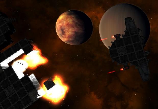 Assault on a Starbase!