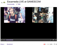 3 gifs and 4 screenshots of our time at gamescom