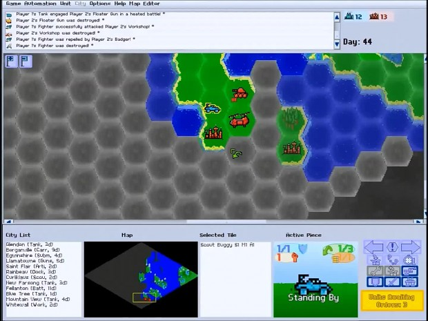 automation game tutorial