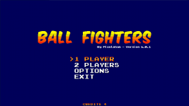Ball Fighters Beta 0.1
