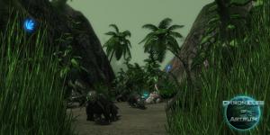 Run through the jungle...