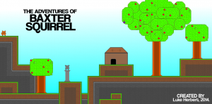Mono World is now Baxter Squirrel!