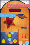 Puckit! Pinball board