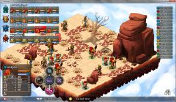 Hartacon Tactics - Desert Map