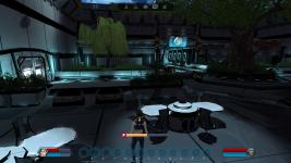 Base Combat UI