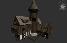 Thenodrim Guardhouse