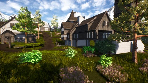 Bordrima Village