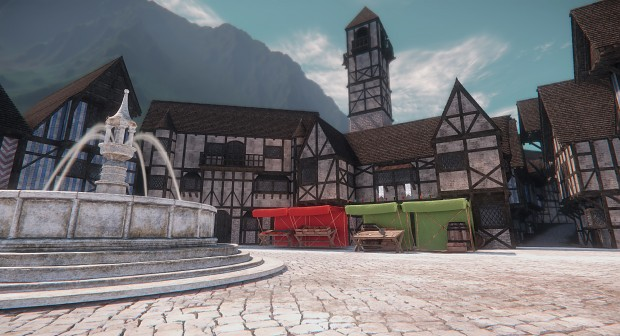 Cunnian Market Square