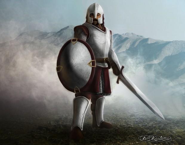 Anorthile Swordsman