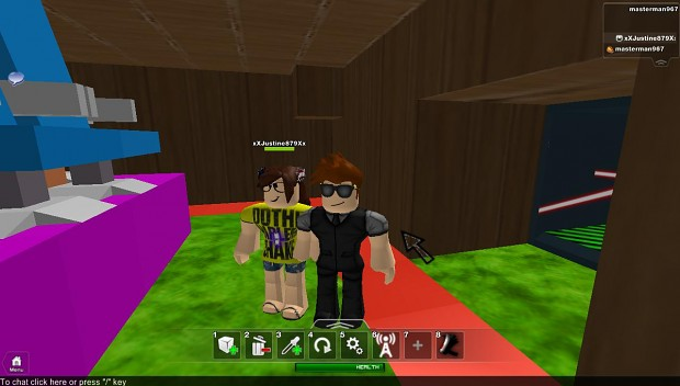 With My Brother on ROBLOX