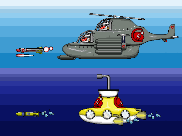 Air and Sea Assault