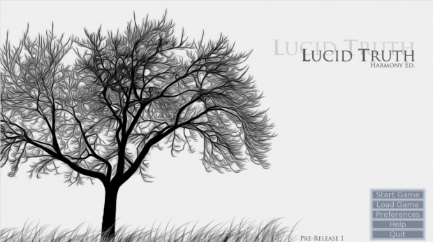 Pre-Release 1 Screenshots - Lucid Truth