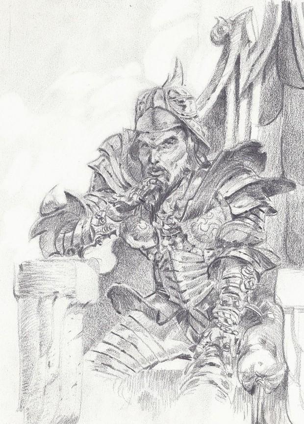 Durno scratch illustration