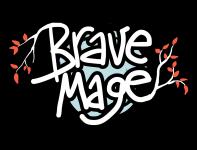 Brave mage icon