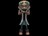 Exclusive Press-Kit Character Art