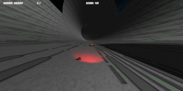 Early demo screenshots of Twin Turbo