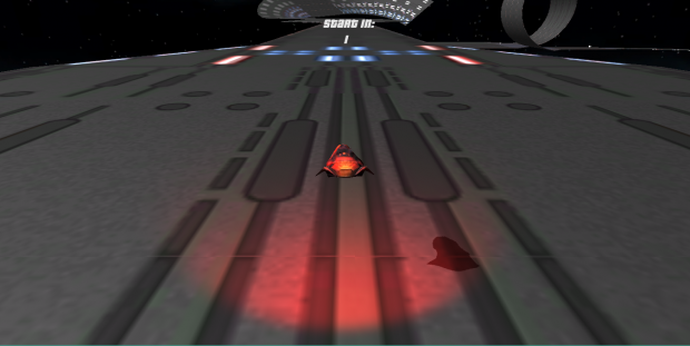 Early demo screenshots of Twin Turbo