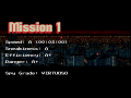Mission 1 Score Screen