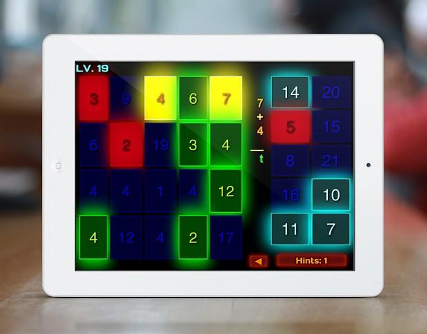 Landscape mode on iPad