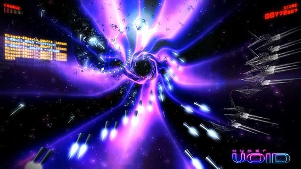 Hyper Void in-game screen-shots