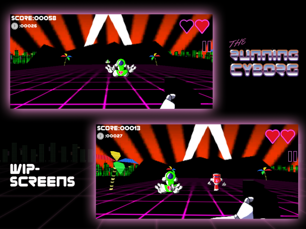 New Enemy: Green