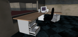 Reception untextured