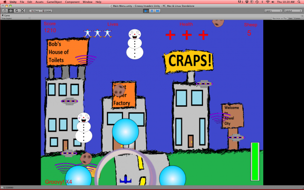 #Game Design Picture #3: Level 14